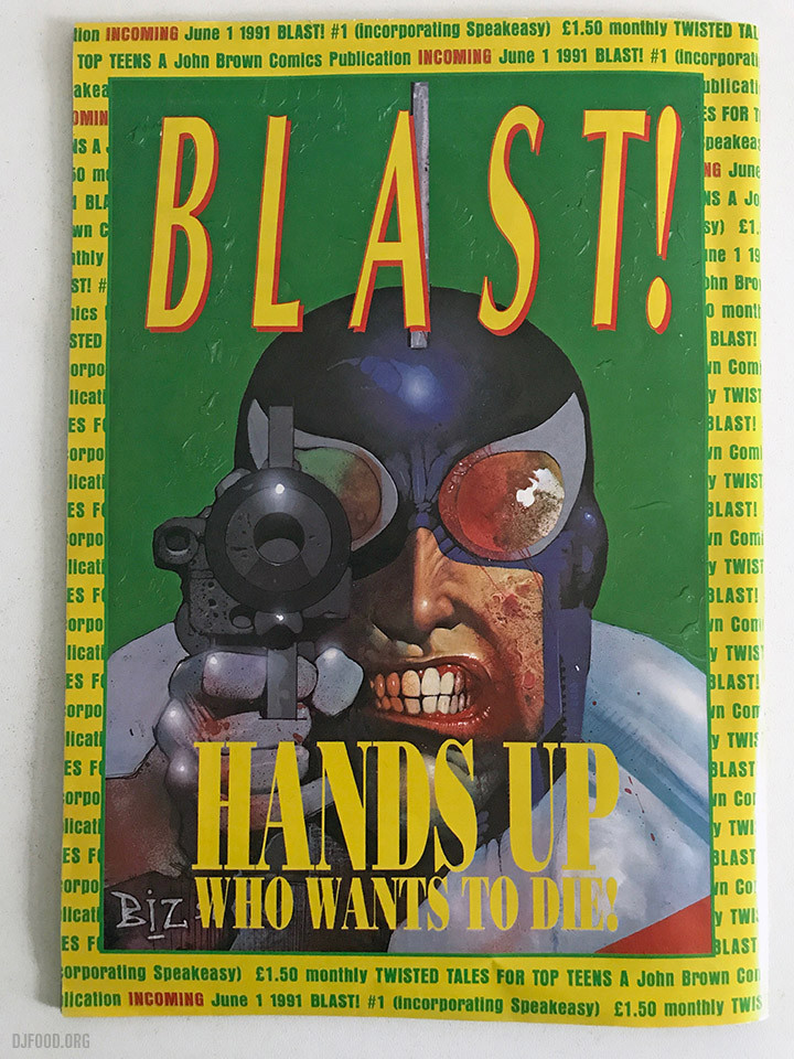 Speakeasy Blast
