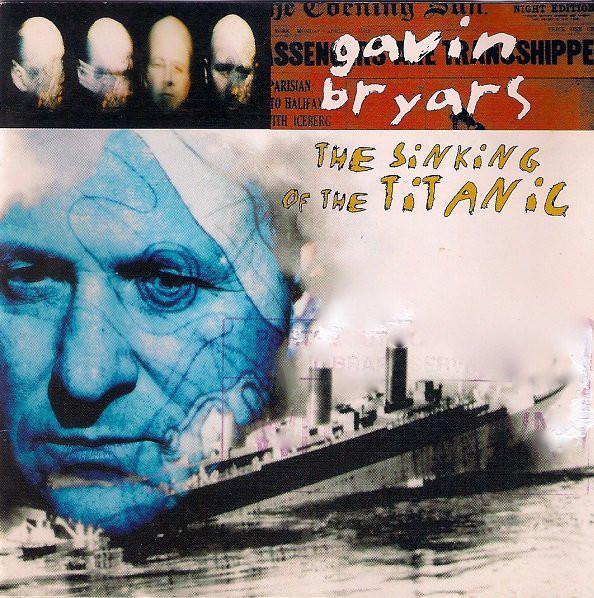 Bryars Sinking CD
