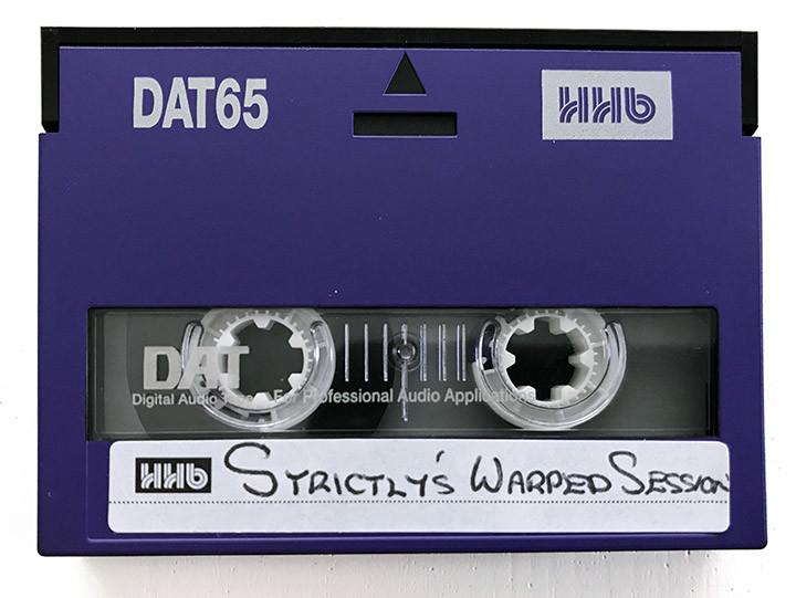 MS48 Warp DAT