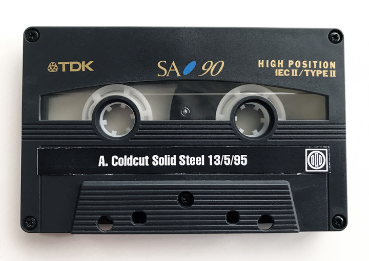 MS50 Coldcut Solid Steel 13:05:1995 JDJ