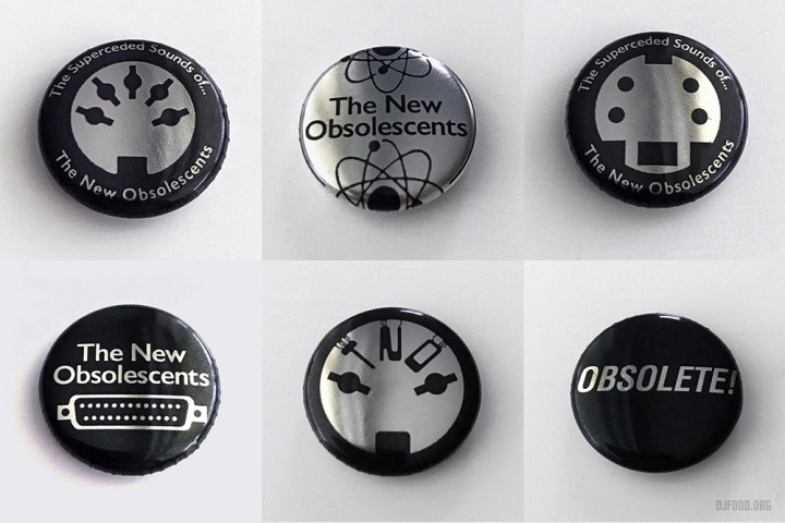 TNO badges x6