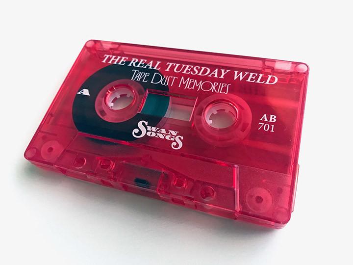 TDM tape A