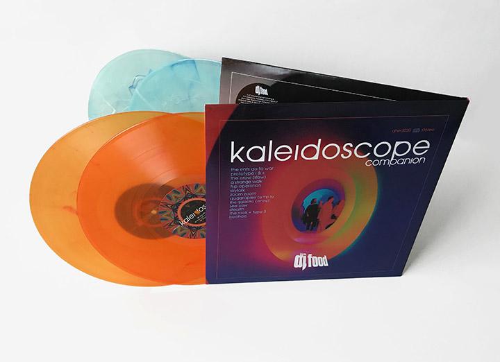 Kal Comp front + 4 discs