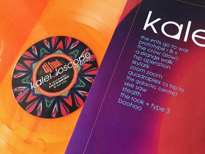 Kal Comp label + titles