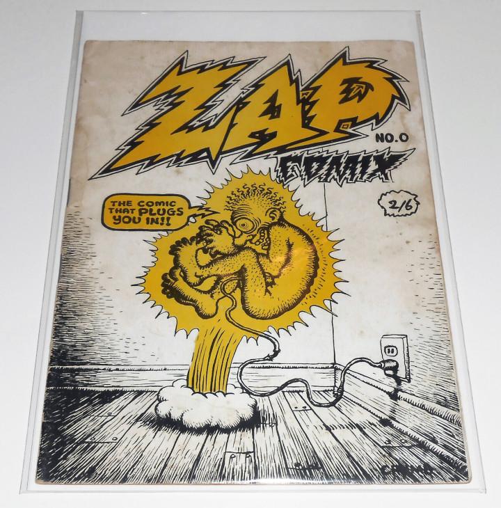 ZAP 0 UK issue