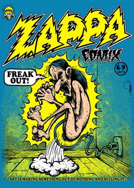 Zappa comix