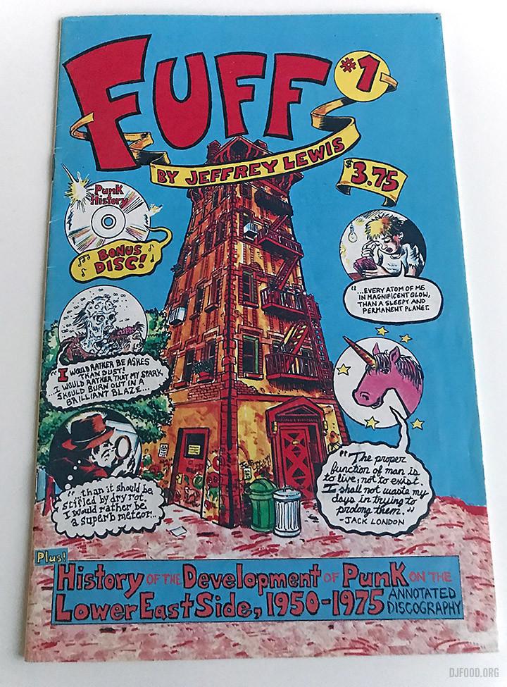 Fuff cover