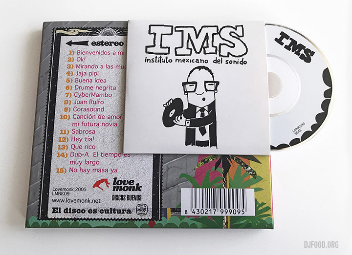 IMS back disc