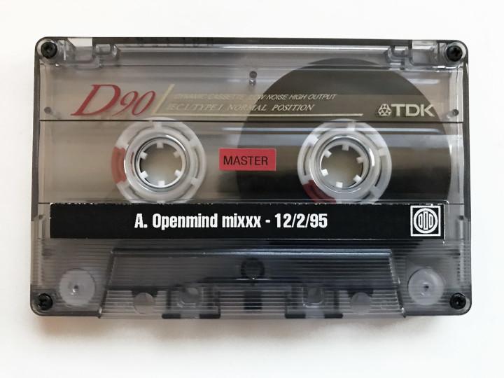 MS62 OM Mixxx tape