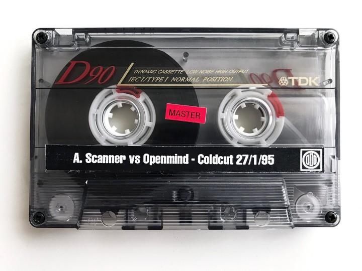 MS63 Scanner vs Openmind set 27:01:1995 tape