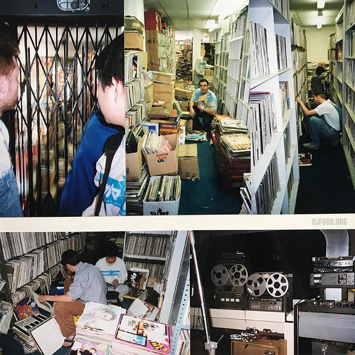 Record shopping at the Treasury