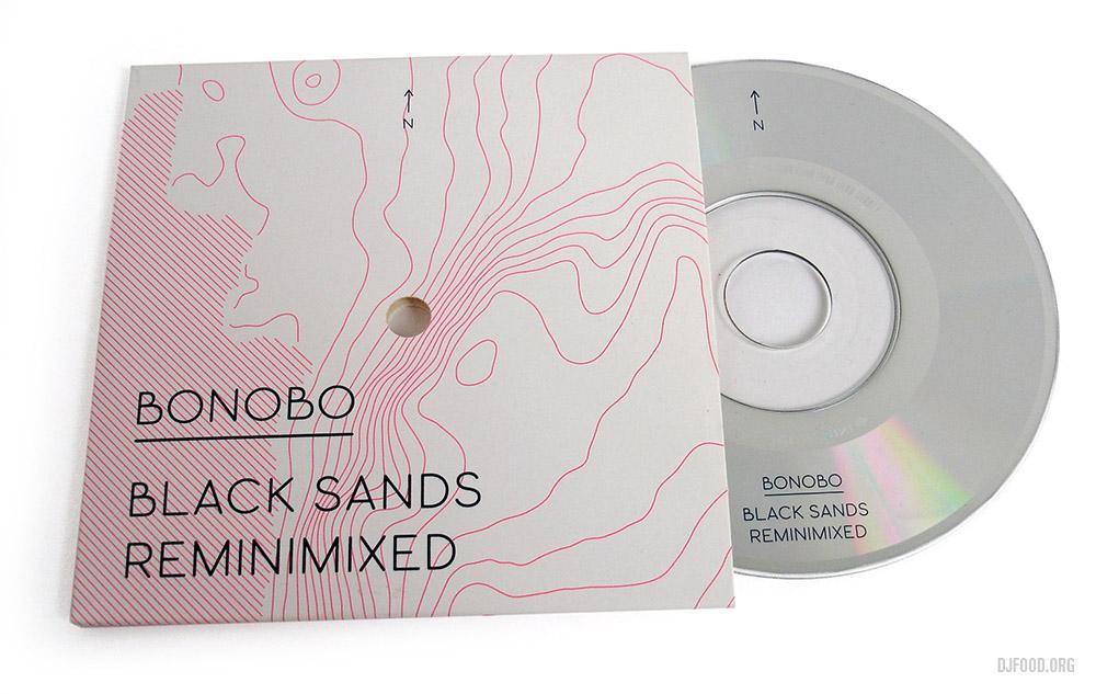 Bonobo front + disc