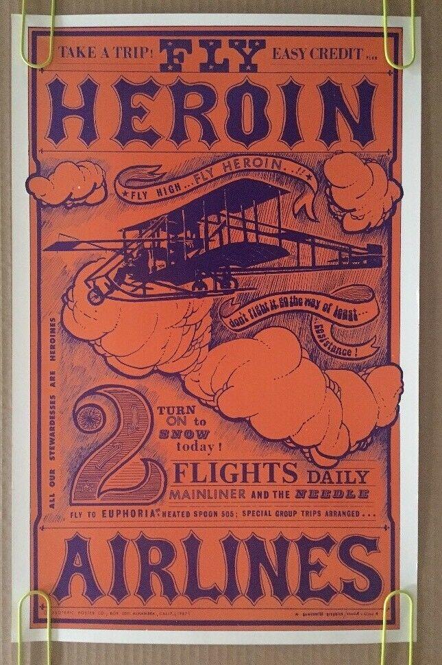 Fly Heroin