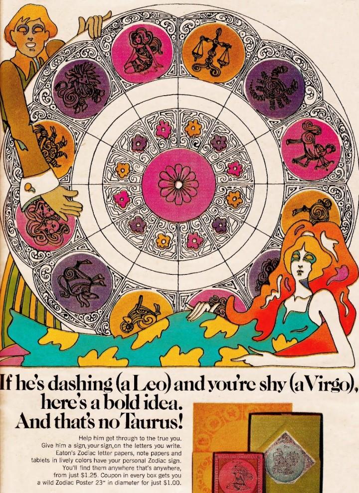Full Zodiac poster