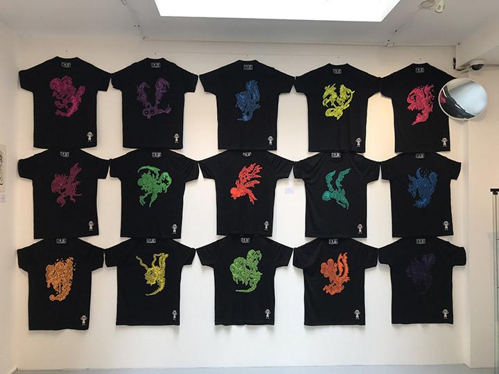 SavX Tshirts x15