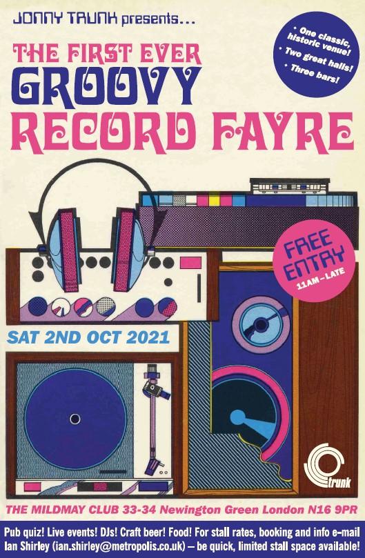 Trunk Record Fair