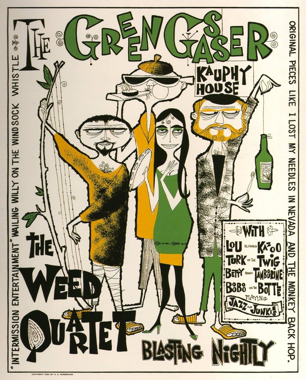 the Green Gasser