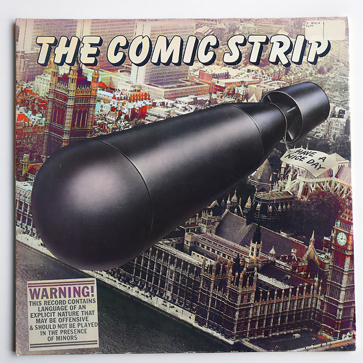 Col Comic front