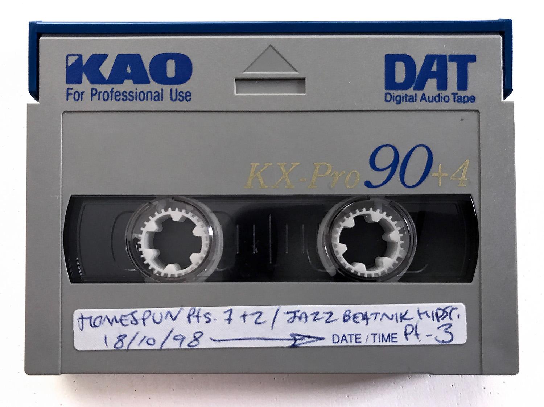 MS76 Homespun DAT