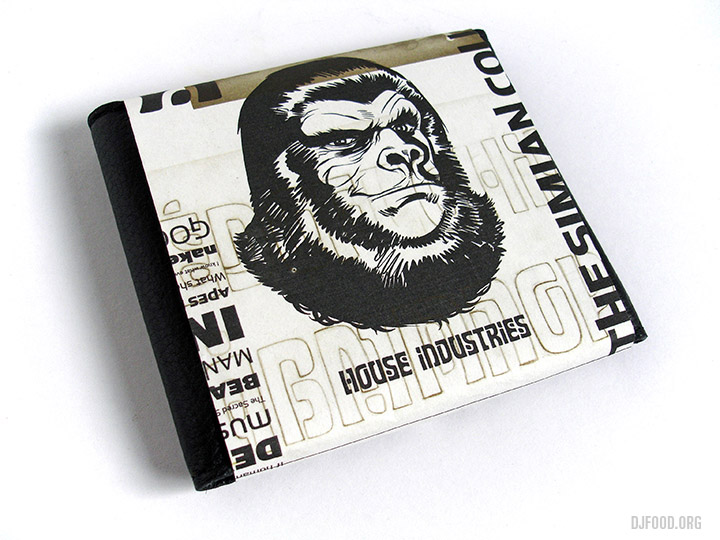 Simian wallet front